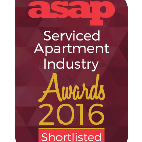 City Apartments Shortlisted for Serviced Apartment Company of the Year!